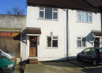 Dale Street, Chatham ME4. 2 bed semi-detached house