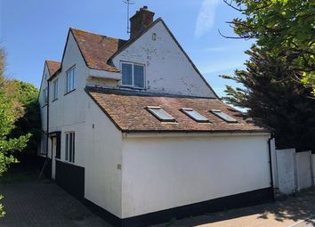 Thumbnail 3 bed semi-detached house to rent in Marine Drive, Rottingdean, Brighton
