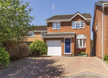 Thumbnail 3 bed detached house for sale in Woodpecker Drive, Poole, Dorset