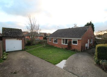 Thumbnail 2 bed bungalow for sale in Ludbrook Close, Needham Market, Ipswich