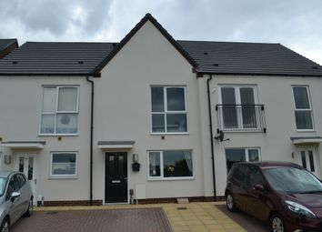 Thumbnail 2 bed town house for sale in Crusader Road, Newcastle-Under-Lyme