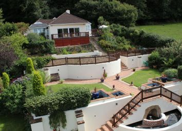 Thumbnail 4 bedroom detached bungalow for sale in Trow Hill, Sidmouth