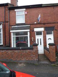 Thumbnail 2 bed terraced house to rent in Tellwright Street, Burslem