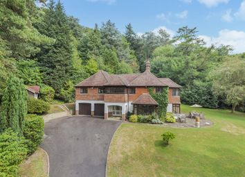 Thumbnail 4 bed detached house for sale in Haslemere Road, Kingsley Green, Haslemere