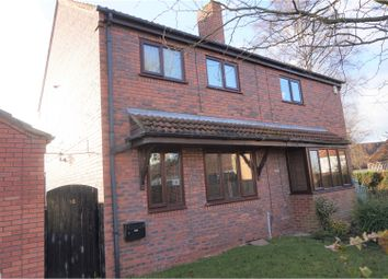 Thumbnail 3 bed semi-detached house for sale in Holmes Drive, York