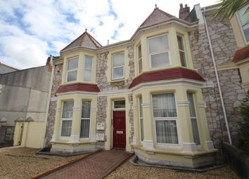 Thumbnail 2 bed flat for sale in Milehouse Road, Plymouth