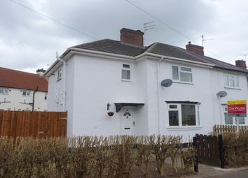 Thumbnail 3 bed property to rent in Mainwaring Road, Bromborough, Wirral