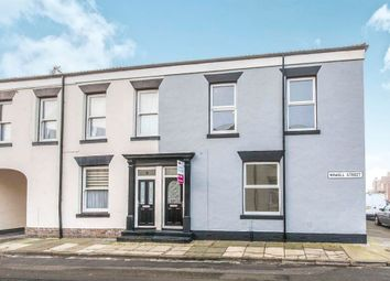 Thumbnail 2 bedroom end terrace house for sale in Rowell Street, The Headland, Hartlepool