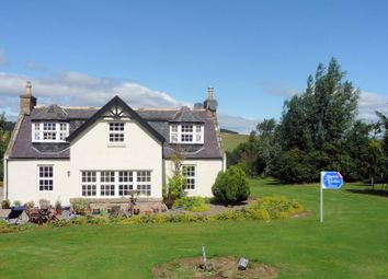 Thumbnail 5 bed detached house to rent in Mid Sinnahard, Glenkindie, Alford, Aberdeenshire