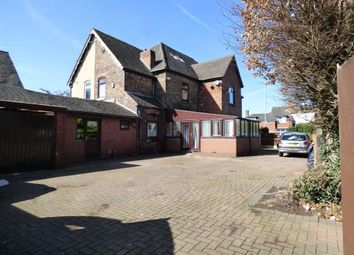 Thumbnail 4 bed semi-detached house for sale in High Lane, Burslem, Stoke-On-Trent
