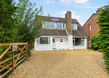 Thumbnail 4 bed detached house for sale in Sunnybank Drive, Wilmslow