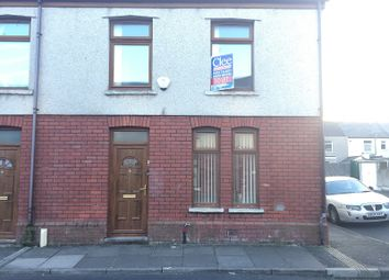 Thumbnail 3 bedroom end terrace house to rent in Vivian Terrace, Port Talbot, Neath Port Talbot.