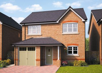 Thumbnail 3 bed detached house for sale in Erddig Place, Croesnewydd Road, Wrexham