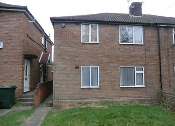 Thumbnail 2 bed flat for sale in Orchard Drive, Coventry