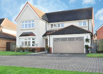 Thumbnail 5 bed detached house for sale in Cramond Drive, Lenzie, Kirkintilloch, Glasgow