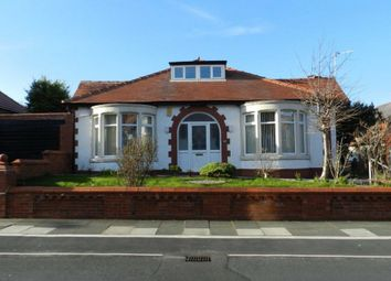 Thumbnail 3 bedroom detached bungalow for sale in Gloucester Avenue, Blackpool