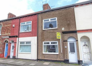 Thumbnail 3 bed terraced house for sale in Hanson Street, Redcar