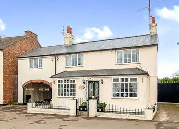 Thumbnail 4 bedroom detached house for sale in North Street, Stilton, Peterborough