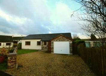 Thumbnail 3 bedroom bungalow to rent in Green Acre, Trebullett, Launceston