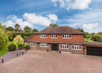 Thumbnail 5 bed detached house for sale in Moor Lane, Dormansland, Lingfield