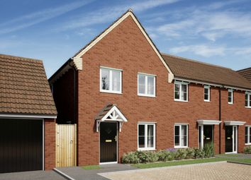 Thumbnail 3 bedroom end terrace house for sale in Great Western Park, Didcot