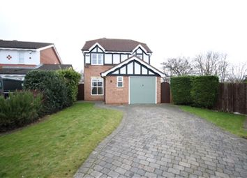 Thumbnail 3 bed detached house to rent in Heathfield Park, Middleton St George, Darlington