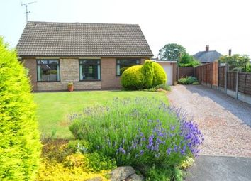 Thumbnail 2 bed detached bungalow for sale in Ridge Close, Barlaston, Nr Trentham, Stoke-On-Trent