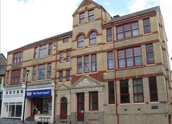 Thumbnail Office to let in First & Second Floor Offices, Old Bank Chambers, Market Street, Pontypridd