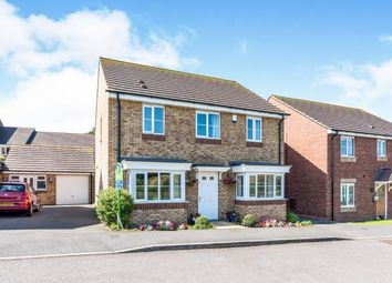 Thumbnail 4 bed detached house for sale in Levett Grange, ., Rugeley, Staffordshire