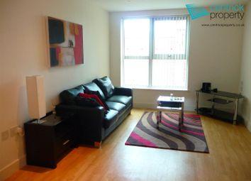 Thumbnail 1 bed flat to rent in Sirius, John Bright Street, Birmingham