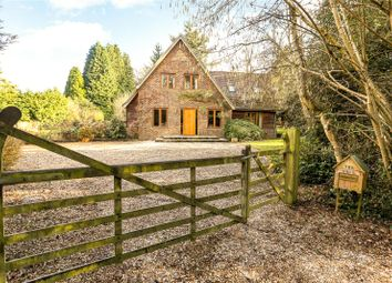 Thumbnail 4 bed detached house for sale in Fulvens, Peaslake, Guildford, Surrey