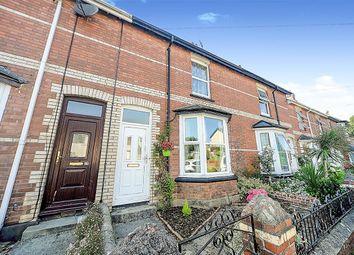 3 bed terraced house for sale in Keyberry Road, Newton Abbot, Devon TQ12