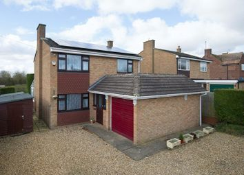 Thumbnail 4 bedroom detached house for sale in High Street, Little Staughton, Bedford