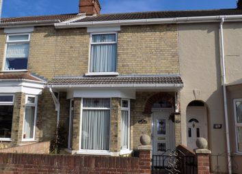 Thumbnail 3 bedroom terraced house for sale in Albemarle Road, Gorleston, Great Yarmouth