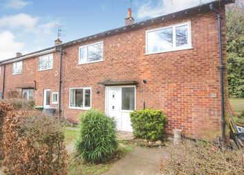 Thumbnail 3 bed end terrace house for sale in Kendal Road, Macclesfield, Cheshire