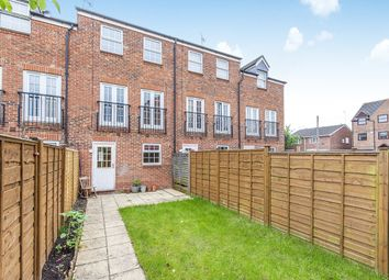 Thumbnail 4 bed terraced house for sale in Spicers Court, Retford