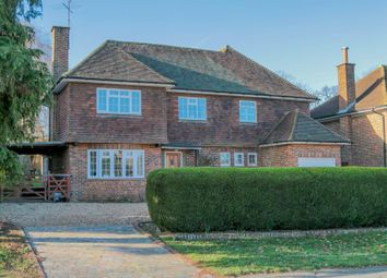 Thumbnail 5 bed detached house to rent in Woodlands Park, Guildford