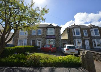 Thumbnail 4 bed semi-detached house for sale in Dolcoath Road, Camborne, Cornwall