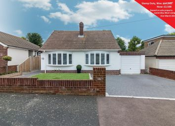 Thumbnail 3 bed detached bungalow for sale in Cornwallis Gardens, Broadstairs