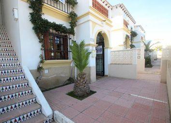 Thumbnail 1 bed bungalow for sale in Orihuela Costa, Orihuela Costa, Alicante, Valencia, Spain