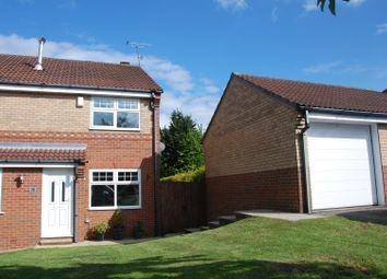 Thumbnail 2 bed semi-detached house for sale in Guillemot Approach, Leeds