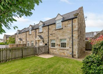 Thumbnail 3 bed semi-detached house for sale in Village Farm, North Sunderland, Seahouses, Northumberland