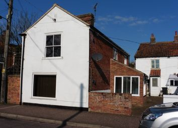 Thumbnail 2 bed detached house to rent in Norwich Road, Fakenham