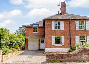 Thumbnail 4 bed semi-detached house for sale in Snowdenham Lane, Bramley, Guildford