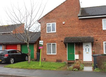 Thumbnail 3 bed end terrace house for sale in Pendennis Road, Freshbrook, Swindon
