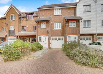 Thumbnail 3 bed town house for sale in Kingston Quay, Eastbourne
