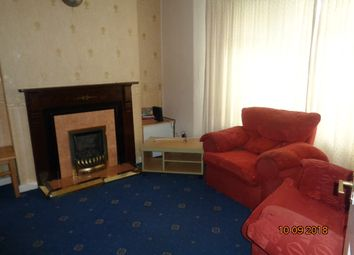 Thumbnail 3 bed flat to rent in New Park Terrace, Treforest