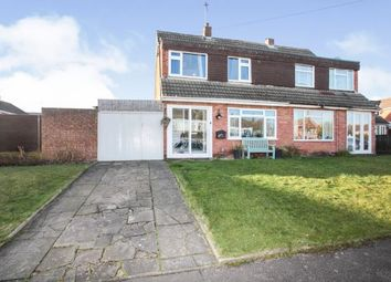 Thumbnail 3 bed semi-detached house for sale in Charnwood Avenue, Nuneaton, Warwickshire, England