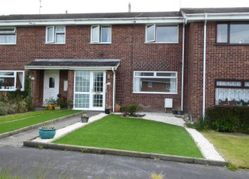 Thumbnail 3 bed town house for sale in Edward Street, Hartshorne