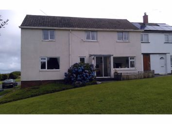 Thumbnail 5 bed end terrace house for sale in Eastdown Park, Bideford